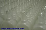 Химическое матирование бутылок