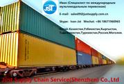 Доставка грузов из Китая в Душанбе